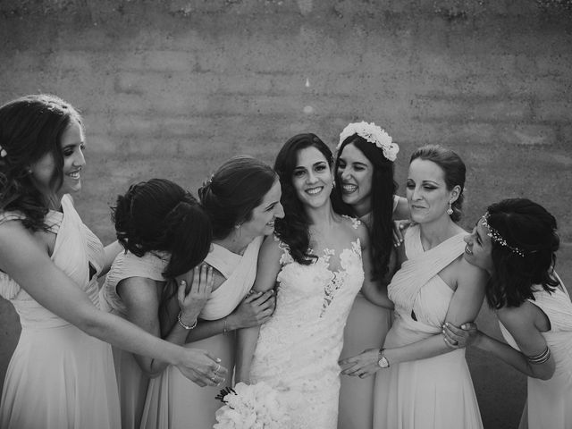 La boda de Sergio y Inés en Porzuna, Ciudad Real 46