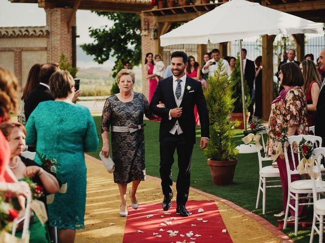 La boda de Sergio y Inés en Porzuna, Ciudad Real 47