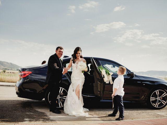 La boda de Sergio y Inés en Porzuna, Ciudad Real 49