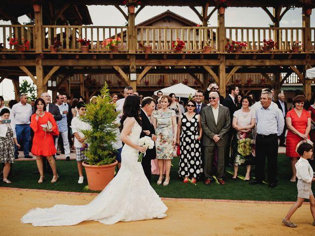La boda de Sergio y Inés en Porzuna, Ciudad Real 50