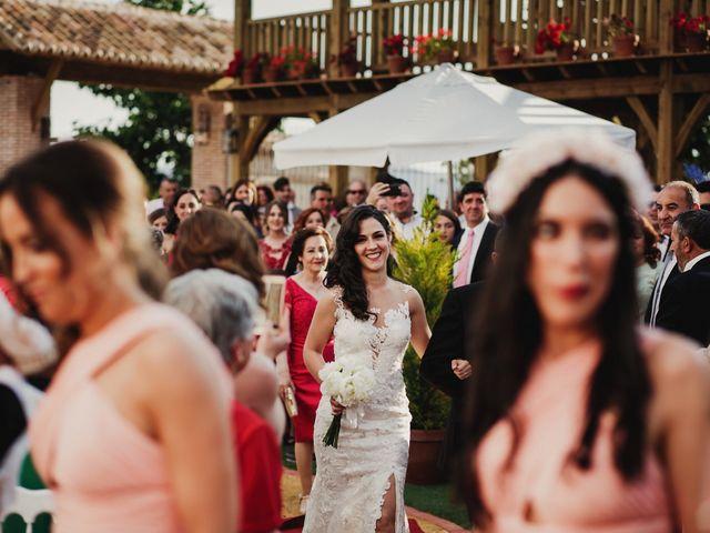 La boda de Sergio y Inés en Porzuna, Ciudad Real 51