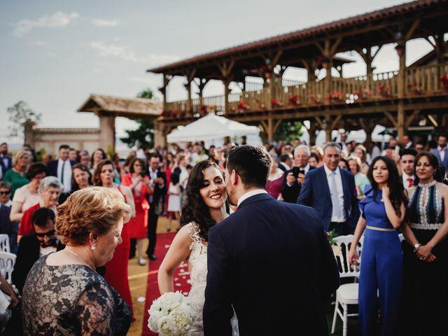 La boda de Sergio y Inés en Porzuna, Ciudad Real 53