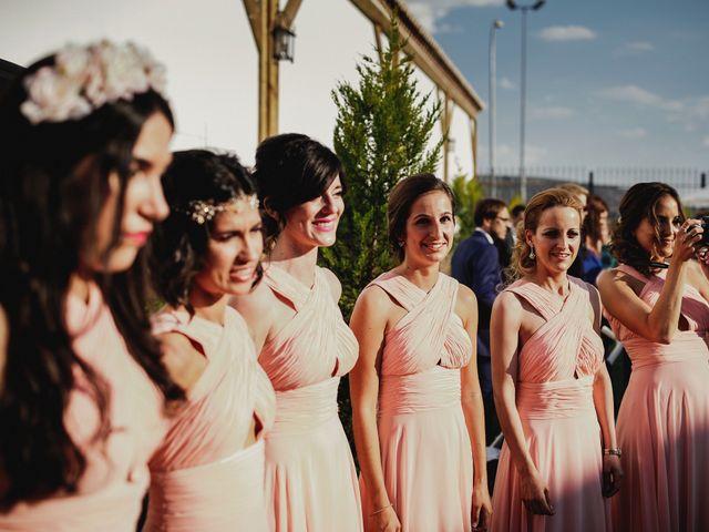 La boda de Sergio y Inés en Porzuna, Ciudad Real 54
