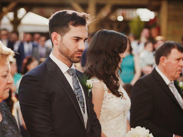 La boda de Sergio y Inés en Porzuna, Ciudad Real 55