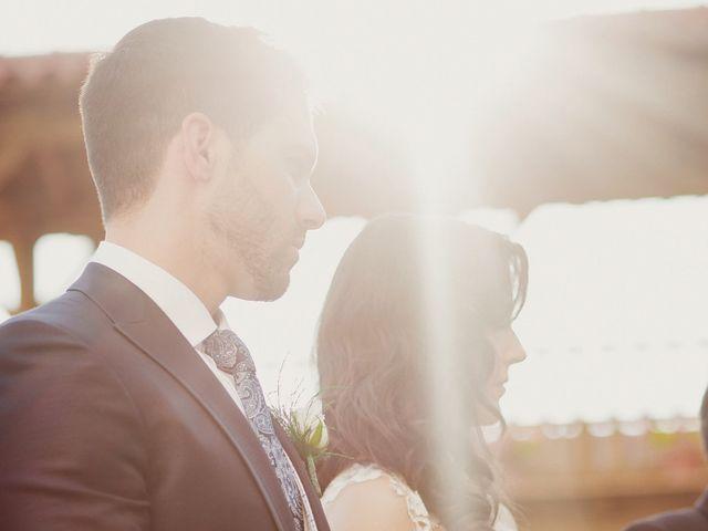 La boda de Sergio y Inés en Porzuna, Ciudad Real 56
