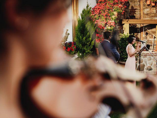 La boda de Sergio y Inés en Porzuna, Ciudad Real 58