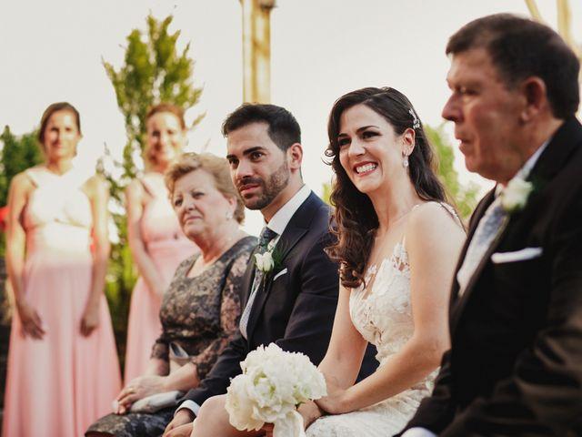 La boda de Sergio y Inés en Porzuna, Ciudad Real 59