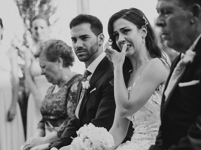 La boda de Sergio y Inés en Porzuna, Ciudad Real 60