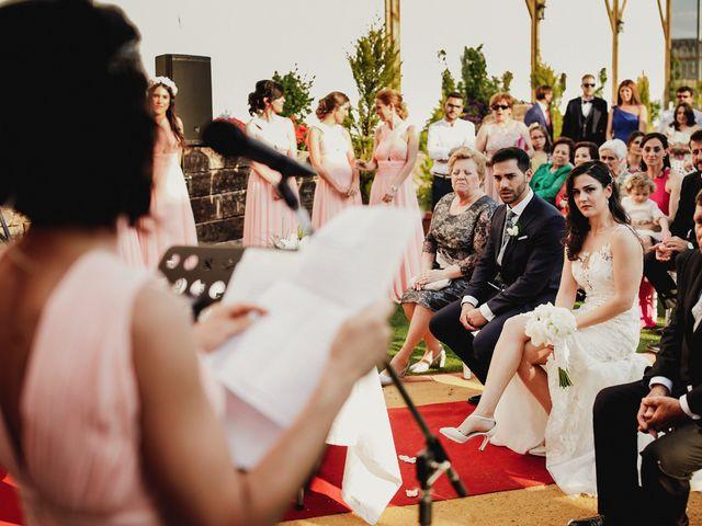 La boda de Sergio y Inés en Porzuna, Ciudad Real 61
