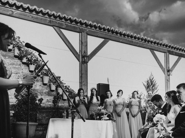 La boda de Sergio y Inés en Porzuna, Ciudad Real 62