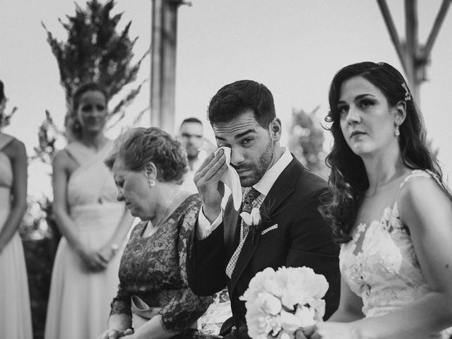 La boda de Sergio y Inés en Porzuna, Ciudad Real 63