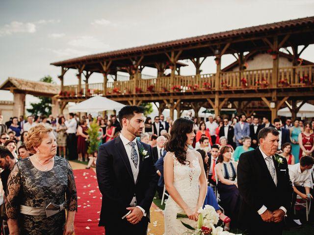 La boda de Sergio y Inés en Porzuna, Ciudad Real 64