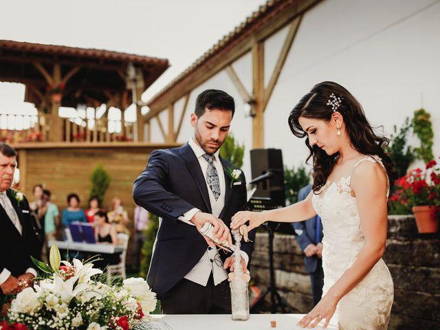 La boda de Sergio y Inés en Porzuna, Ciudad Real 65