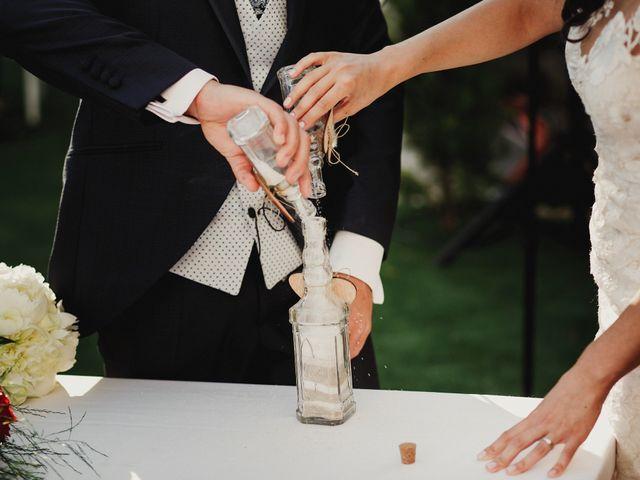 La boda de Sergio y Inés en Porzuna, Ciudad Real 66