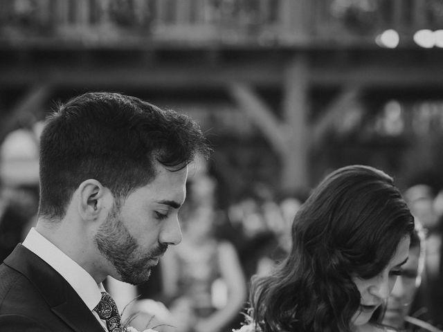 La boda de Sergio y Inés en Porzuna, Ciudad Real 67
