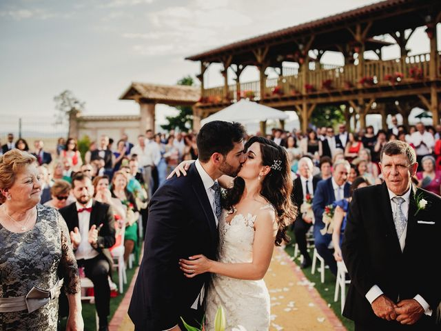 La boda de Sergio y Inés en Porzuna, Ciudad Real 68