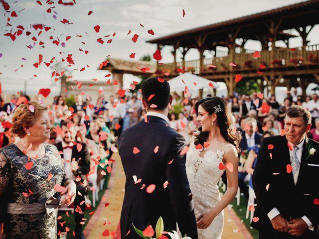 La boda de Sergio y Inés en Porzuna, Ciudad Real 69