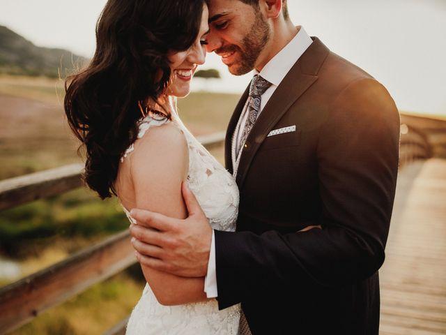 La boda de Sergio y Inés en Porzuna, Ciudad Real 76