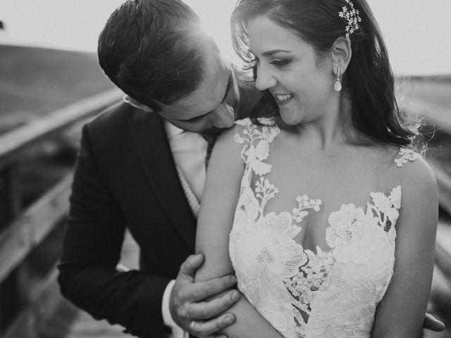 La boda de Sergio y Inés en Porzuna, Ciudad Real 81