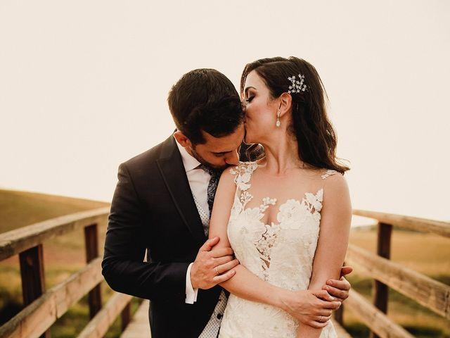 La boda de Sergio y Inés en Porzuna, Ciudad Real 82