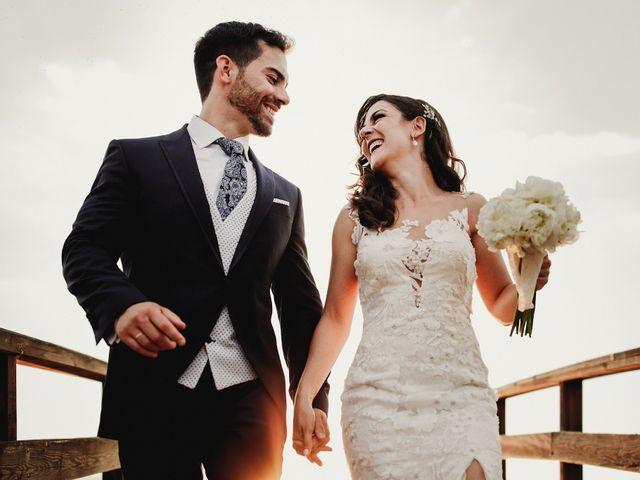 La boda de Sergio y Inés en Porzuna, Ciudad Real 85