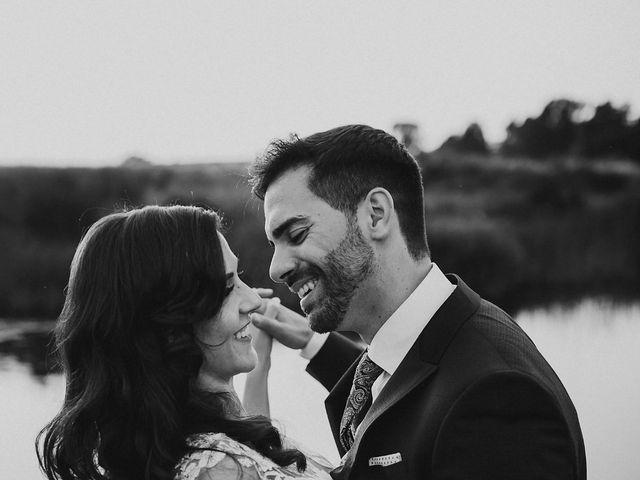 La boda de Sergio y Inés en Porzuna, Ciudad Real 92