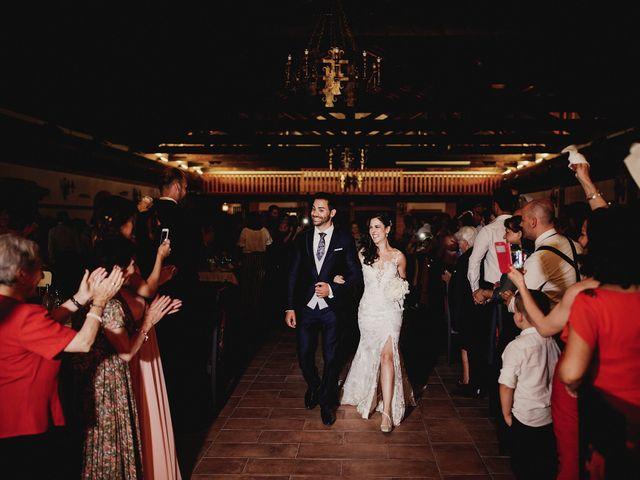 La boda de Sergio y Inés en Porzuna, Ciudad Real 95
