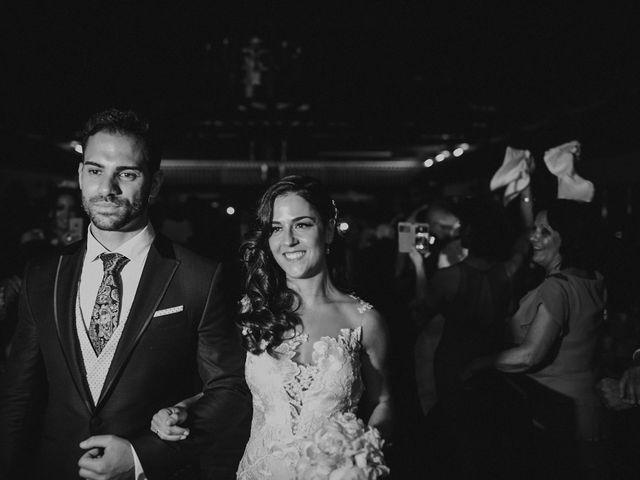 La boda de Sergio y Inés en Porzuna, Ciudad Real 96