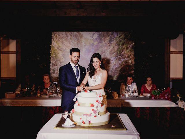 La boda de Sergio y Inés en Porzuna, Ciudad Real 99