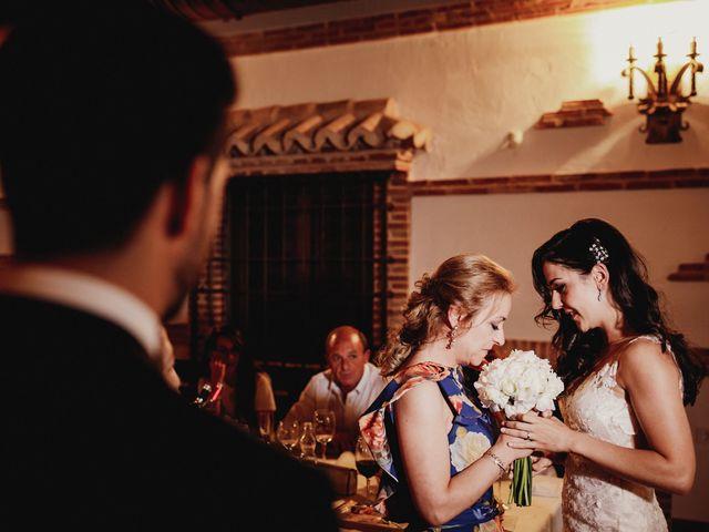 La boda de Sergio y Inés en Porzuna, Ciudad Real 101