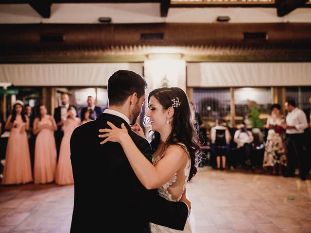 La boda de Sergio y Inés en Porzuna, Ciudad Real 102
