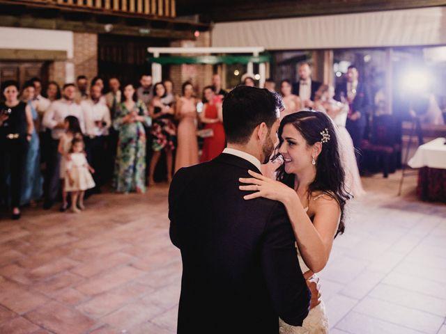 La boda de Sergio y Inés en Porzuna, Ciudad Real 105