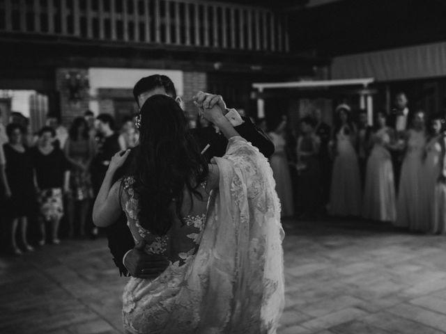 La boda de Sergio y Inés en Porzuna, Ciudad Real 106