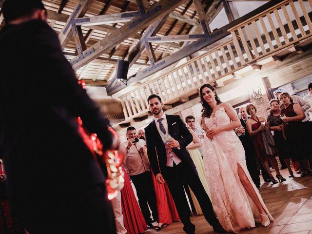La boda de Sergio y Inés en Porzuna, Ciudad Real 107