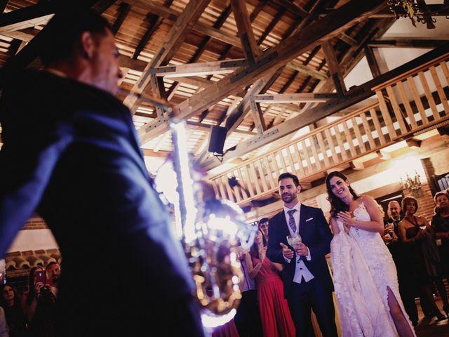 La boda de Sergio y Inés en Porzuna, Ciudad Real 108