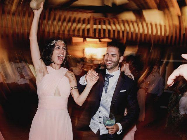 La boda de Sergio y Inés en Porzuna, Ciudad Real 110