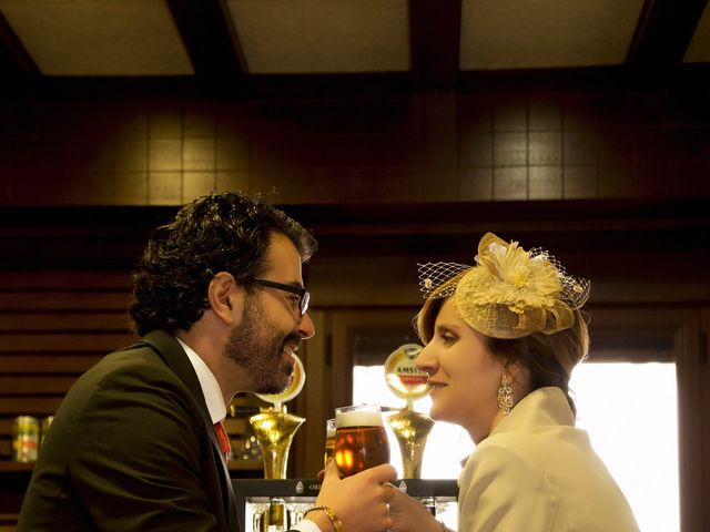La boda de Ismael y Mamen en Carranque, Toledo 8