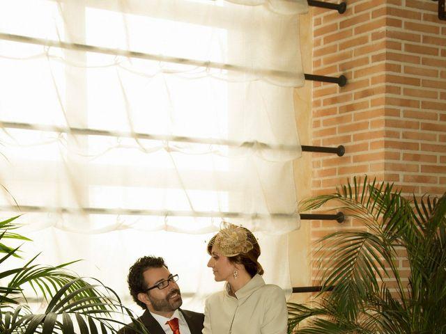 La boda de Ismael y Mamen en Carranque, Toledo 12