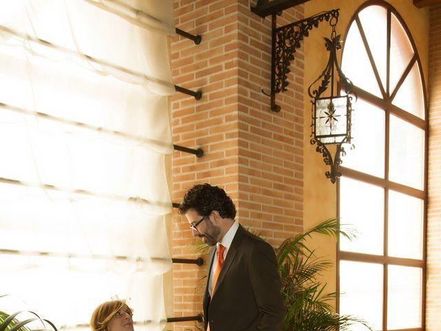 La boda de Ismael y Mamen en Carranque, Toledo 13