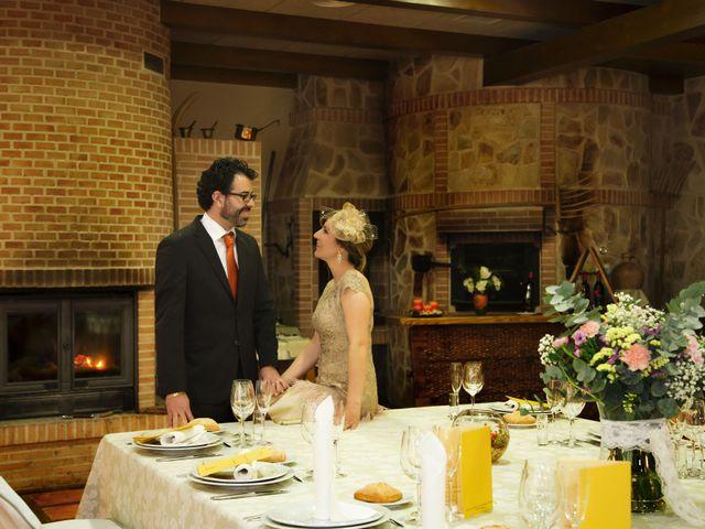 La boda de Ismael y Mamen en Carranque, Toledo 21