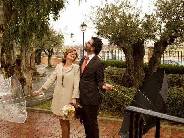 La boda de Ismael y Mamen en Carranque, Toledo 22