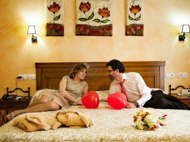 La boda de Ismael y Mamen en Carranque, Toledo 23