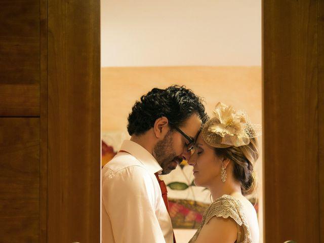 La boda de Ismael y Mamen en Carranque, Toledo 26