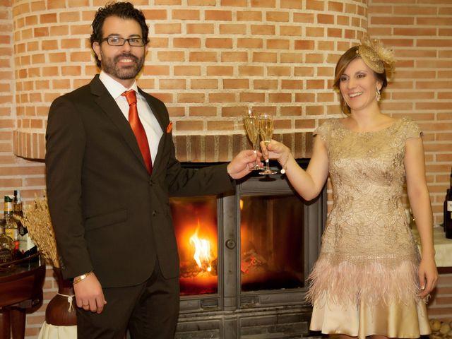 La boda de Ismael y Mamen en Carranque, Toledo 31