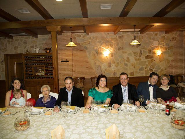 La boda de Ismael y Mamen en Carranque, Toledo 33
