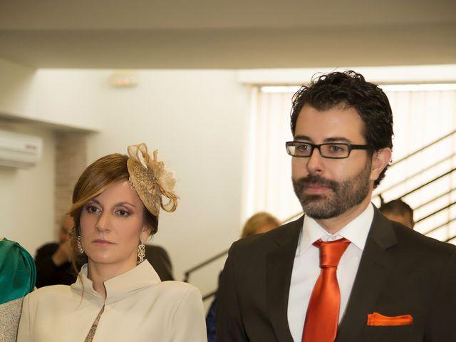 La boda de Ismael y Mamen en Carranque, Toledo 34