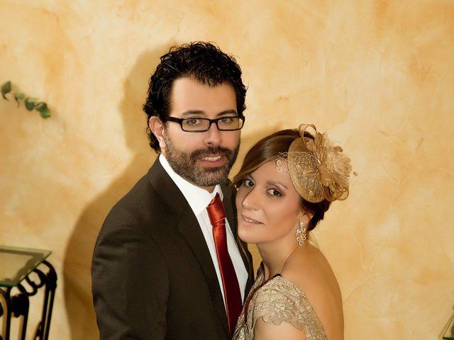 La boda de Ismael y Mamen en Carranque, Toledo 35