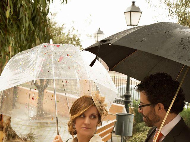 La boda de Ismael y Mamen en Carranque, Toledo 36
