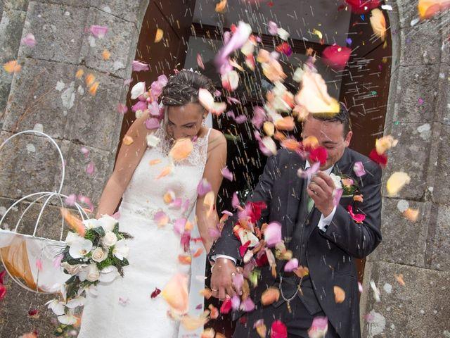 La boda de Noelia y Fredi