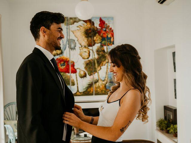 La boda de Fernando y Cristina en Sevilla, Sevilla 21